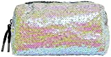 SUPERDRY SUPER Sequin CASE Irridescent White/Pink