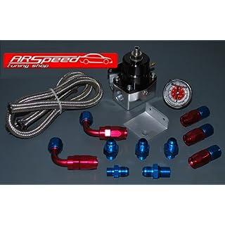 Rennsport Benzindruckregler ARSpeed