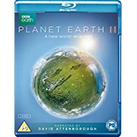 Planet Earth II BD [Blu-ray] [2016] [Region Free]