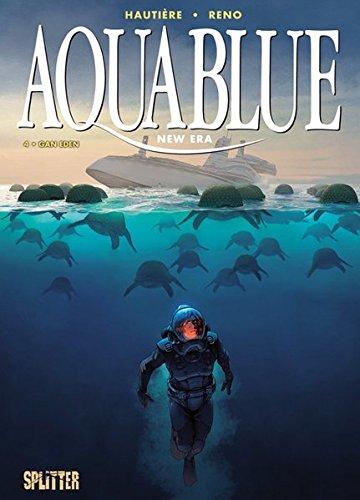 Aquablue – New Era. Band 4: Gan Eden