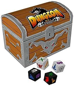 Raven-Dungeon Roll-Edición Italiana , Modelos/colores Surtidos, 1 Unidad