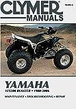 Yamaha Yfs200 Blaster 1988-2006: Maintenance - Troubleshooting - Repair