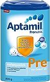 Aptamil Pronutra Pre Anfangsmilch, von Geburt an, 4er Pack (4 x 800 g)