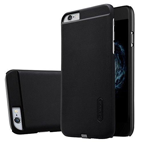 Nillkin iPhone 6S Plus Wireless Charging Case, Magic Series Qi Drahtloser Ladegerät Schutzhülle Ladeempfänger Back Cover [Kompatibel mit Magnetic Wireless Auto Ladegerät] für iPhone 6 Plus (6 Wireless Ladegerät Iphone Plus)