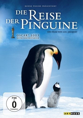 Bild von Die Reise der Pinguine (Einzel-DVD)