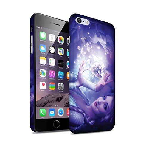 Officiel Elena Dudina Coque / Clipser Matte Etui pour Apple iPhone 6+/Plus 5.5 / Pack 5pcs Design / Caractère Conte Fées Collection Cour Gelé