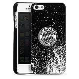 DeinDesign Apple iPhone 5 Hülle Case Handyhülle Sprayart FC Bayern München FCB