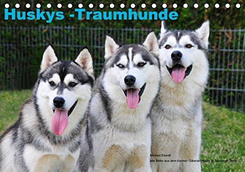 Eis Kalender Angeln (Huskys - Traumhunde (Tischkalender 2017 DIN A5 quer): Der Siberian Husky, gezeigt von seiner schönsten Seite (Monatskalender, 14 Seiten ) (CALVENDO Tiere))