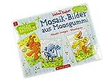 The Friendly Seven Mosaik-Bilder aus Moosgummi Die Lieben Sieben