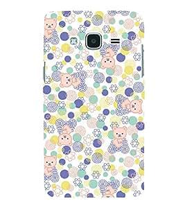 Cute Kitty Cycle 3D Hard Polycarbonate Designer Back Case Cover for Samsung Galaxy J3 (6) J320F :: Samsung Galaxy J3 (2016)