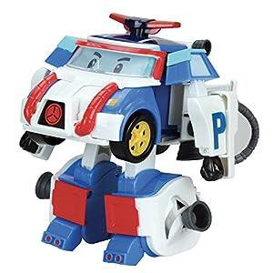 Rocco Juguetes 83310-Robocar Poli-TNF Personajes con Accesorios