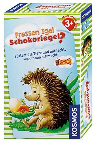 Kosmos 711061 - Fressen Igel Schokoriegel, Quizspiel (Igel Für Kinder)