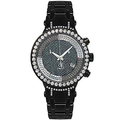 Joe Rodeo Diamond Ladies Watch - MASTER LADY black 2 ctw