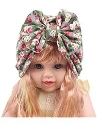 Dorical Bebé Diadema Unisex Pelota De Pelo Lado Ancho Impresión Multicolor  Arco Elástico Diseño Banda Para 8cb29e17a104