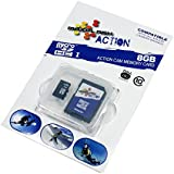 8Go Carte mémoire pour Alcatel One Touch Pop C1 (micro SD)
