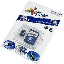 Scheda Di Memoria 8GB Per Panasonic Lumix DMC-TS5, Class 10, Supporta Ultra HD