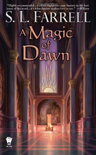 A Magic of Dawn (The Nessantico Cycle)