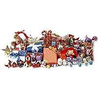 YUYU Albero di Natale decorazione ornamenti regali decorazioni (box set)