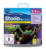 VTech 80–231304 – Educatif Teenage Mutant Ninja Turtles (Storio 2, Storio 3S)