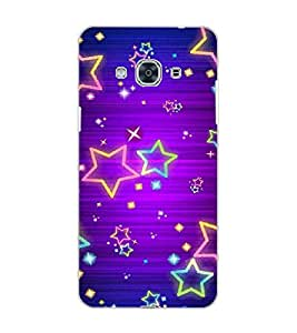 SAMSUNG GALAXY J3 PRO STARS Back Cover by PRINTSWAG