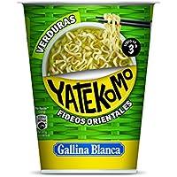Yatekomo Los Originales Verduras Fideos - Paquete de 11 x 59 gr - Total: 649 gr
