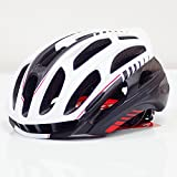 TKUI Adult Lightweight Cycling Helmet Designed for Men and Women Safety Protection Removable Tank Adjustable Headband CPSC Certification, E
