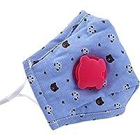 Kids Staubdicht Gesichtsmaske Baumwolle Mundmaske mit verstellbaren Trägern,#09 preisvergleich bei billige-tabletten.eu