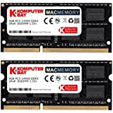 Komputerbay MACMEMORY 8GB Dual Channel Kit 2x 4GB 204pin 1.35v DDR3-1867 SO-DIMM 1867/14900S (1867MHz, CL13) for Apple iMac 27 5K (Late 2015)