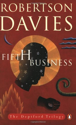 Book cover for Fifth Business