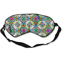 Seamless Geometric Pattern Sleep Eyes Masks - Comfortable Sleeping Mask Eye Cover For Travelling Night Noon Nap... preisvergleich bei billige-tabletten.eu