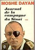 Journal de la campagne du Sinaï - Le livre de poche