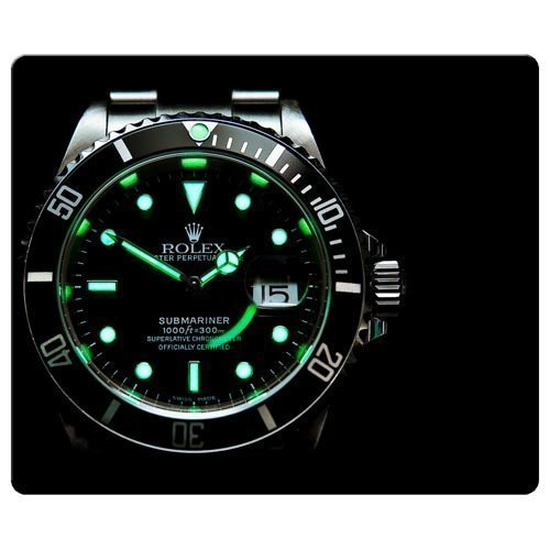 26x21cm-10x8inch-mouse-pad-smooth-cloth-natural-rubber-long-lasting-custom-mousepad-rolex-famous-top