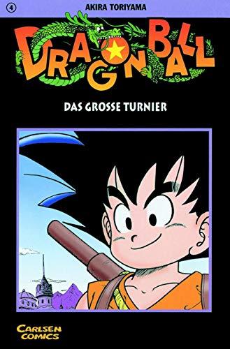 Dragon Ball, Bd.4, Das große Turnier (4 Dragon Ball Buch)
