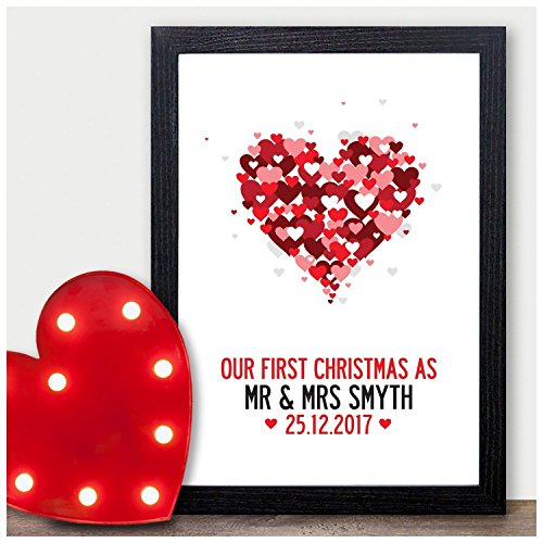 Télécharger PDF First Christmas Mr & Mrs - Personalised Christmas ...