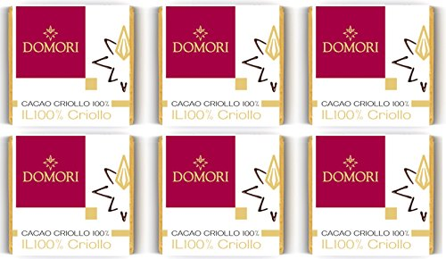 Preisvergleich Produktbild Domori / Napolitains 100 % Criollo 235 gr. Beutel