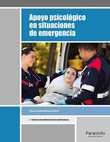 Apoyo psicológico en situaciones de emergencia por CELIA RODRÍGUEZ RUÍZ