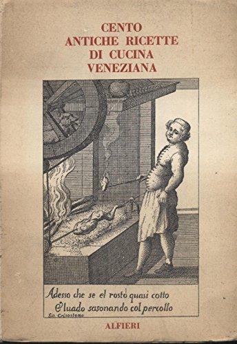 Cento Antiche Ricette Di Cucina Siciliana Di G. Ghirardini Ed. 1970 Alfieri -B03