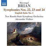 Sinfonien 22-24