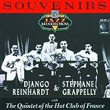 Souvenirs / Django Reinhardt & Stéphane Grappelli avec le quintet du Hot Club de France | Reinhardt, Django (1910-1953). Guitare