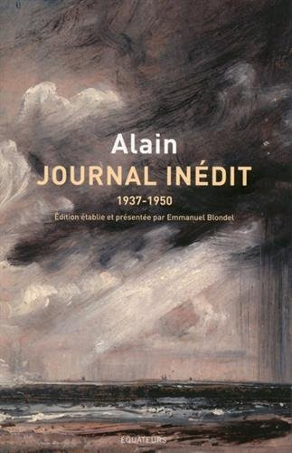 Journal indit 1937-1950