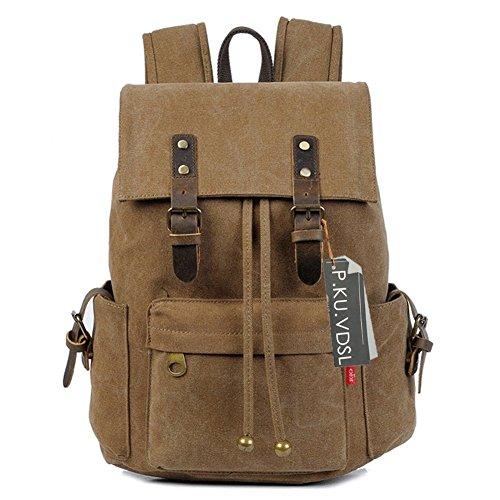 Imagen de bolsa de viaje, p.ku.vdsl unisex vintage , casual  bolsas,  escolares para portátil viaje escuela trabajo senderismo montañismo camping