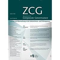 Zeitschrift für Corporate Governance - ZCG [Jahresabo]