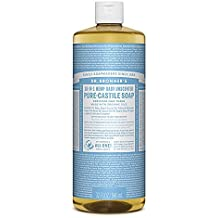Dr Bronner'S | Baby Castile Liquid Soap | 1 x 946ml