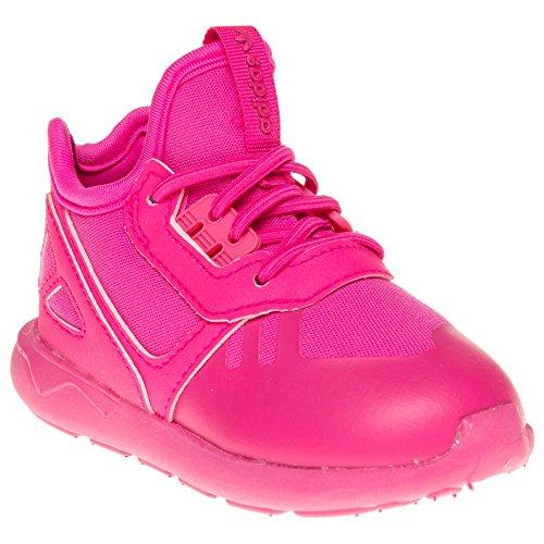 Adidas Tubular Runner Infants Baskets Mode Rose