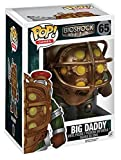 Pop! Games: Bioshock - Big Daddy #65 Vinyl Figure (15Cm)