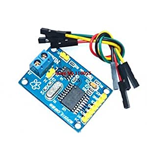 5pcs/lot mcp2515Can Bus Module récepteur tja1050SPI pour 51MCU Bras de contrôleur
