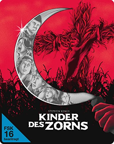 Kinder des Zorns I-III + Remake (Limited SteelBook) (uncut) [Blu-ray]