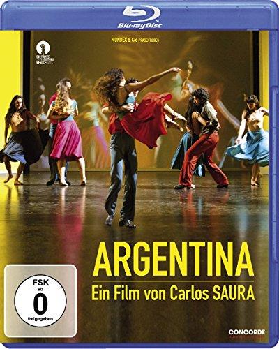 Argentina-Blu-ray