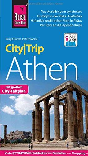 Athen Akropolis (Reise Know-How CityTrip Athen: Reiseführer mit Stadtplan und kostenloser Web-App)