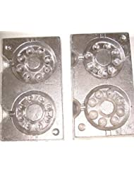 TraceAce Tackle 165 Y 205 G Combinadas Reloj Moldes Peso,Moldes Peso